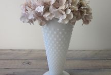 Milk Glass Collection / by Debra Coutros