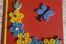 QUILLED CARD DESIGNS / IDEAS