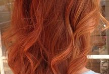 orange hair dont care
