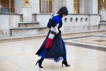 Spring/Summer 2015 Couture - Street Style