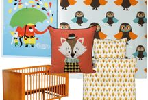 M is for Moodboards / Create the perfect look for your child's room with one of our moodboards