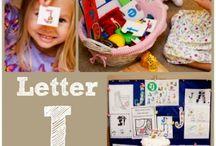Letter of the week J / J