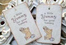 100 Acre Wood Baby Shower / by Krystle / CraftyHabit