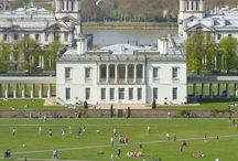 Royal Greenwich & Blackheath / A beautiful area in South East London, England