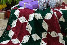 Crochet to-do: blanket patterns/ideas