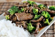 Asian Dishes / by Christine Whisenhunt