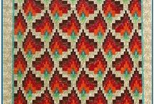 QUILTS: Bargello