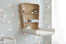 Our selection of changing top and table / Why don't you chose one of our wonderful changing top for your newborn ?