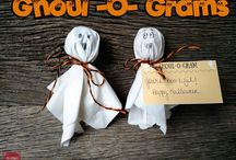 Halloween Eats and Crafts