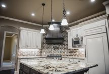 Our Custom Kitchens