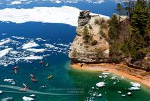 Pictured Rocks National Lakeshore / Photos by Craig Sterken from Pictured Rocks National Lakeshore in the Upper Peninsula of Michigan