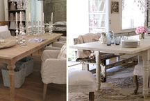 Dining table / by Mary Buttolph