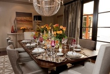 Dining room  / by Tosha Callahan