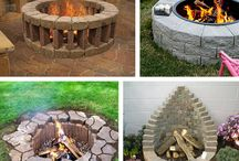Garden Ponds, Water, & Fire / ponds, water features, fountains, fire pits