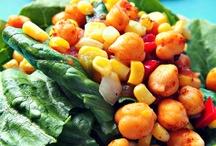Vegan good, menu, ideas / vegetable-based eating