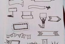 Visual thinking - elements