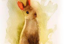 rabbits <3