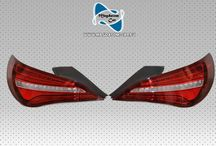 2x Neu Original Rückleuchten Voll LED Rear Tail Lights Mercedes CLA C117 X117 Facelift
