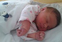 Kata's new family / We welcome Annabella!!! Congratulations to Kata and Tsaba from all of us!