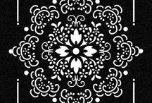 pattern, stencil..... etc