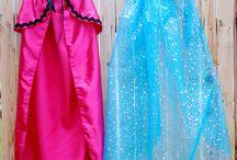 Disfraz Ana frozen