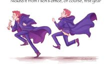 fs Ω ch Ω gred and forge weasley