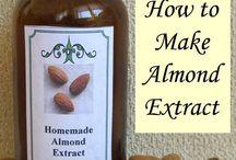 DIY HOME-MADE / Recepty na domácí sirupy, džemy, extrakty, aj.