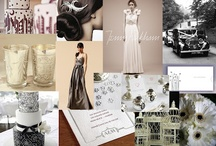 The great gatsby / Art Deco, 1930s style, the great gatsby wedding inspiration