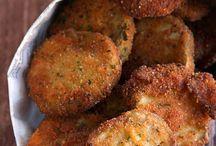 Fried foods