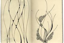 BOCETOS | Scketches