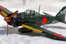 A6M Type-Zero / 零式艦上戦闘機