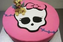 Monster high kake