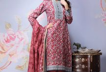 Elegance Collection / A collection focused on celebrating the simple joys of womanhood. Focusing on simplicity by integrating soft pastels with classic florals. A perfect depiction of femininity and grace that every woman comprises. Collection includes printed lawn dupatta and printed (or) embroidered shirt with dyed shalwar.  Shop Online: www.alkaramstudio.com  Download Mobile App for FREE: www.alkaramstudio.com/downloadapp.html