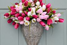 Spring Decor  / Prepare your Granary Apartment for spring with this flowery decor.