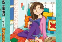Nonfiction: The Girl's Guide to Your Dream Room / Book for tween girls ages 8-12 www.sherrykyle.com
