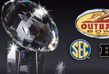 2016 Outback Bowl / Celebrating the lead up to the January 1, 2016 Outback Bowl / by Outback Bowl