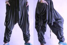 Şalvar ( Baggy Pants )