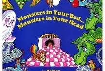 Books about Monsters / by Patricia Monk