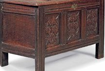 BRING BACK BROWN FURNITURE / Antique furniture  / by Christie's