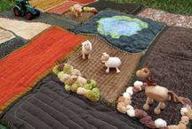 Playmat ideas / by Sarah B
