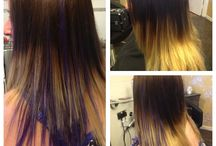 Hair Extensions / Racoon Hair Extensions
