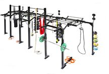 ESP Fitness Frames & Accessories / ESP Fitness Cross Frames & Functional Frames with integrated accessories