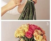 Kukka asetelmat