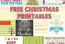 Prints Weihnachten
