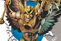 Hawkman / Everything about the most badass superhero in comics!