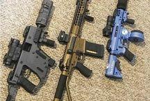 Rifler og pistoler