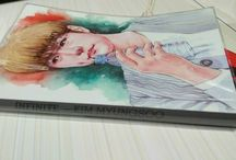 Notebook #INFINITE / created by ratnayeol / Little Lumut (online STORE) Welcome to our Store! and happy shopping...^__^ **Note: Prices subject to change without notice