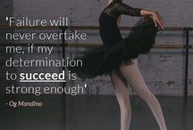 Ballet. Quotes