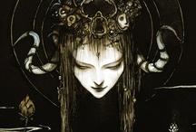 Amano Yoshitaka (Final Fantasy)