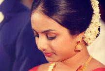 Wedding saree styles